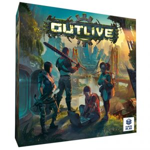 outlive packshot 3d
