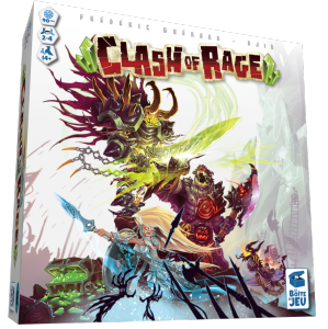 Clash of Rage 3d packshot