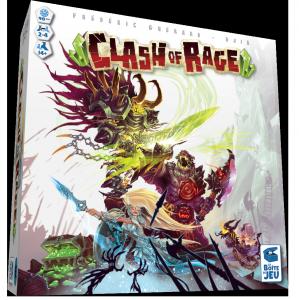 Clash of Rage 3d packshot
