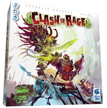 Clash of Rage
