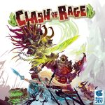 Clash of Rage 2d packshot