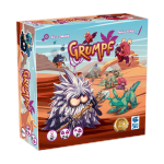 3D packshot of Grumpf