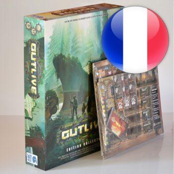 Outlive (Kickstarter deluxe) + Stretch Goals <div class='flag-fr'></div>