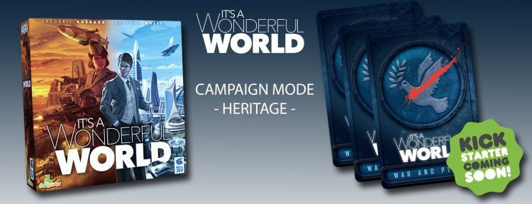 It's a Wonderful World – Campaign Mode