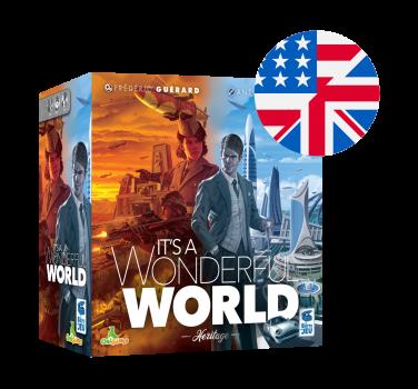 It's a Wonderful World – Heritage version (Kickstarter) <span class='flag-gb'></span>EN