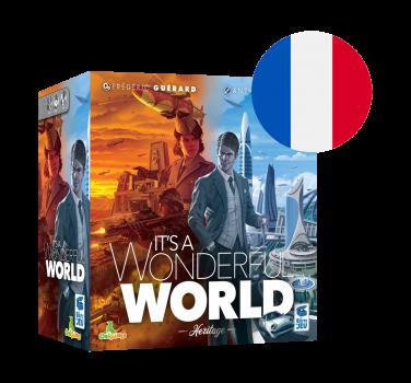 It's a Wonderful World – Heritage version (Kickstarter) <span class='flag-fr'></span>FR