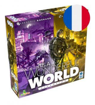 It's a Wonderful World – Ascension – FR