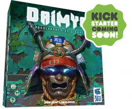 [Tactical Guide – part 1] Daimyo, the Clan board