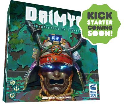 [Tactical Guide – part 1] Daimyo, the Clan board